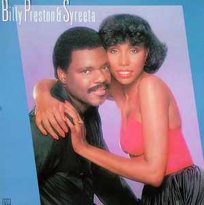 Album  Cover Billy Preston - Billy Preston & Syreeta on MOTOWN Records from 1981