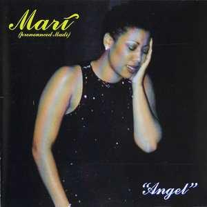 Album  Cover Mari~ - Angel on THOMTAY Records from 1999