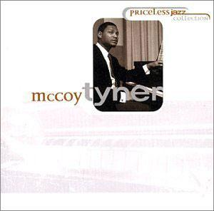 Album  Cover Mccoy Tyner - Priceless Jazz on GRP Records from 1998