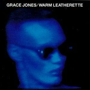 Album  Cover Grace Jones - Warm Leatherette on ISLAND Records from 1980