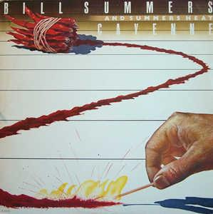 Album  Cover Bill Summers And Summers Heat - Cayenne on PRESTIGE (FANTASY) Records from 1977