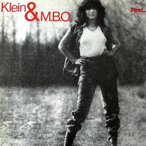 Album  Cover Klein & Mbo - First on ATLANTIC Records from 1983