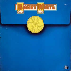 Album  Cover Barry White - Barry White The Man on 20TH CENTURY Records from 1978