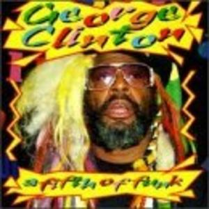 Album  Cover George Clinton - A Fifth Of Funk on CASTLE COMMUNICATIONS Records from 1995