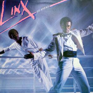 Front Cover Album Linx - Go Ahead