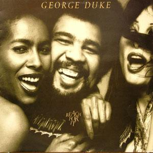 Album  Cover George Duke - Reach For It on EPIC Records from 1977