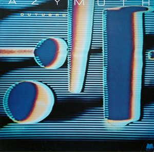 Album  Cover Azymuth - Outurbo on MILESTONE (FANTASY) Records from 1980
