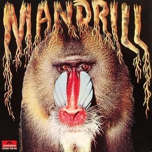 Album  Cover Mandrill - Mandrill on POLYDOR Records from 1970