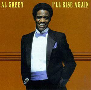 Album  Cover Al Green - I'll Rise Again on MYRRH Records from 1983