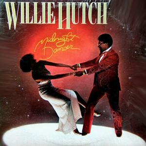 Front Cover Album Willie Hutch - Midnight Dancer
