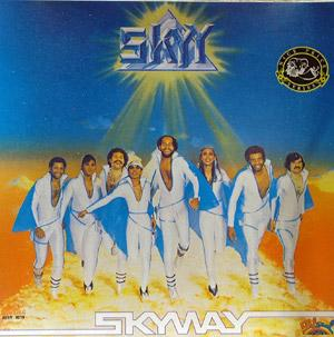 Front Cover Album Skyy - Skyyway
