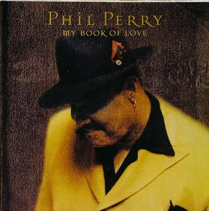 Front Cover Album Phil Perry - My Book Of Love