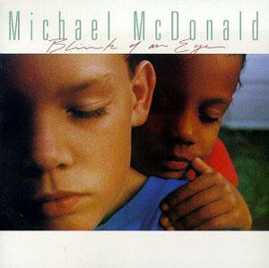 Front Cover Album Michael Mcdonald - Of An Eye