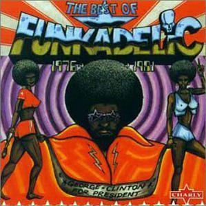 Album  Cover Funkadelic - Funkadelic on WESTBOUND Records from 1970