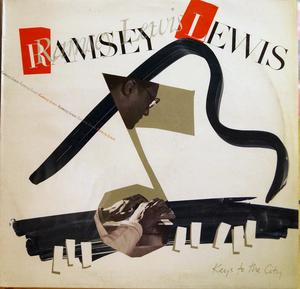 Album  Cover Ramsey Lewis - Keys To The City on COLUMBIA Records from 1987