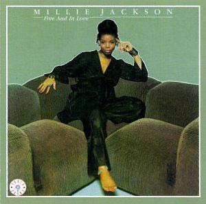 Front Cover Album Millie Jackson - Free And In Love