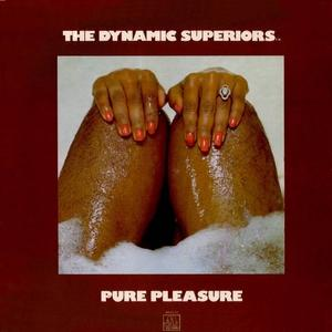 Album  Cover Dynamic Superiors - Pure Pleasure on MOTOWN Records from 1975