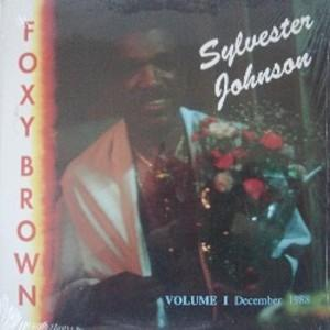 Album  Cover Syl Johnson - Foxy Brown: Volume I on SHAMA Records from 1988