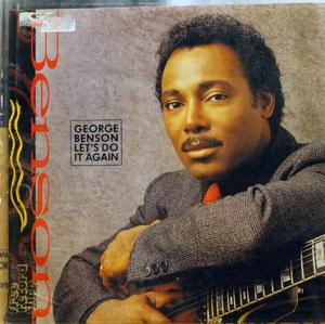 Front Cover Single George Benson - Let's Do It Again