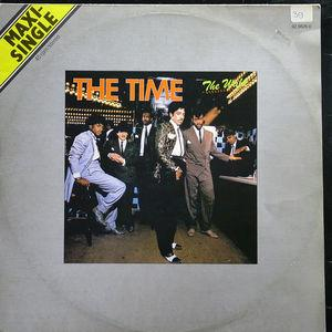 Front Cover Single The Time - The Walk