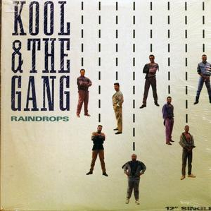 Front Cover Single Kool & The Gang - Raindrops