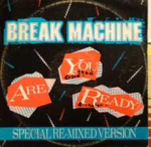 Front Cover Single Break Machine - Are You Ready