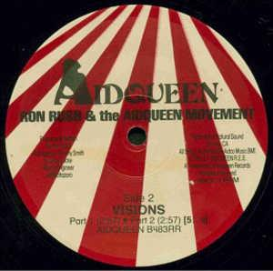 Front Cover Single Ron Rush & The Aidqueen Movement - Baby
