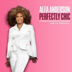 Front Cover Single Alfa Anderson - Perfectly Chic