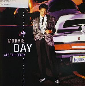Front Cover Single Morris Day - Are You Ready