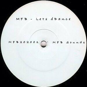 Front Cover Single Mfb - Let's Dance