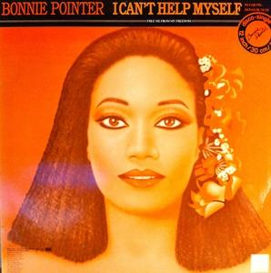 Front Cover Single Bonnie Pointer - I Can't Help Myself