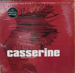 Front Cover Single Casserine - Why Not Take All Of Me