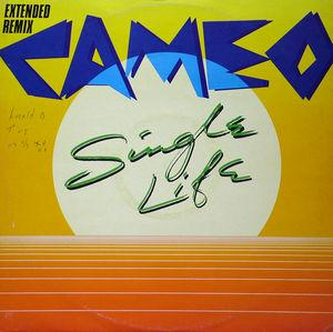 Front Cover Single Cameo - Single Life