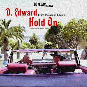 Front Cover Single D. Edward - Hold On