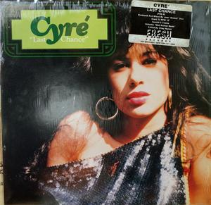 Front Cover Single Cyre - Last Change