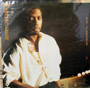 Front Cover Single Jeffrey Osborne - You Should Be Mine (The Woo Woo Song)
