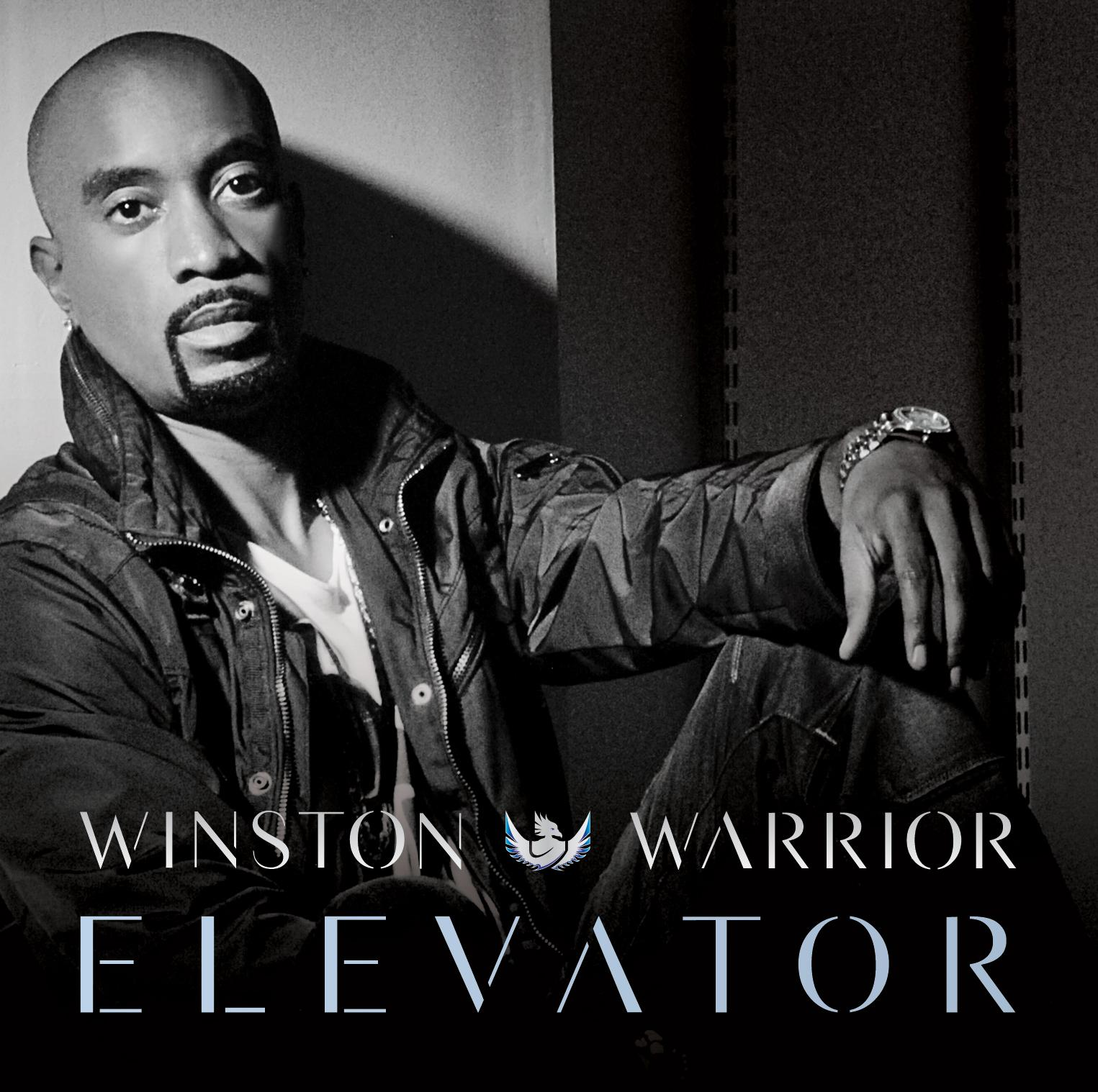 Front Cover Single Winston Warrior - Elevator