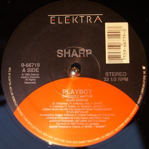 Single Cover Sharp - Playboy