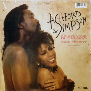 Single Cover Ashford & Simpson - Count Your Blessings