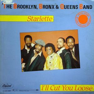 Single Cover B B & Q Band - Starlette