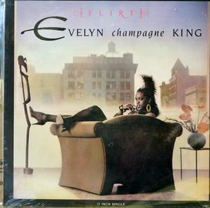 Single Cover Evelyn 'champagne' - Flirt King