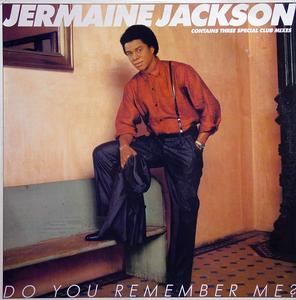 Single Cover Jermaine - Do You Remember Me? Jackson