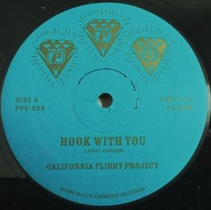 Single Cover California Flight Project - Hook With You