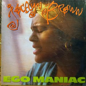 Single Cover Jocelyn - Ego Maniac Brown