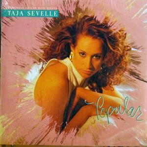 Single Cover Taja - Popular Sevelle
