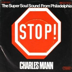 Single Cover Charles - Stop! Mann