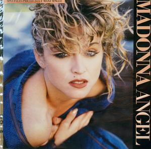 Single Cover Madonna - Angel (extended Remix)