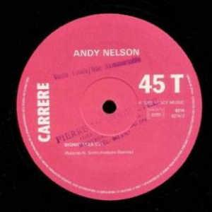 Single Cover Andy - Bionic Eyes Nelson