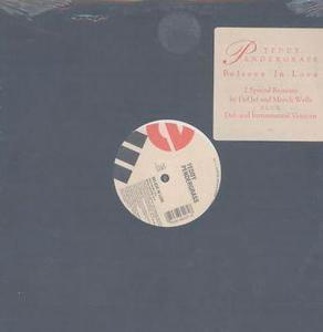 Single Cover Teddy - Believe In Love Pendergrass