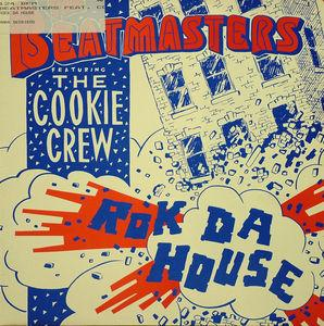 Single Cover The - Rock Da House Beatmasters